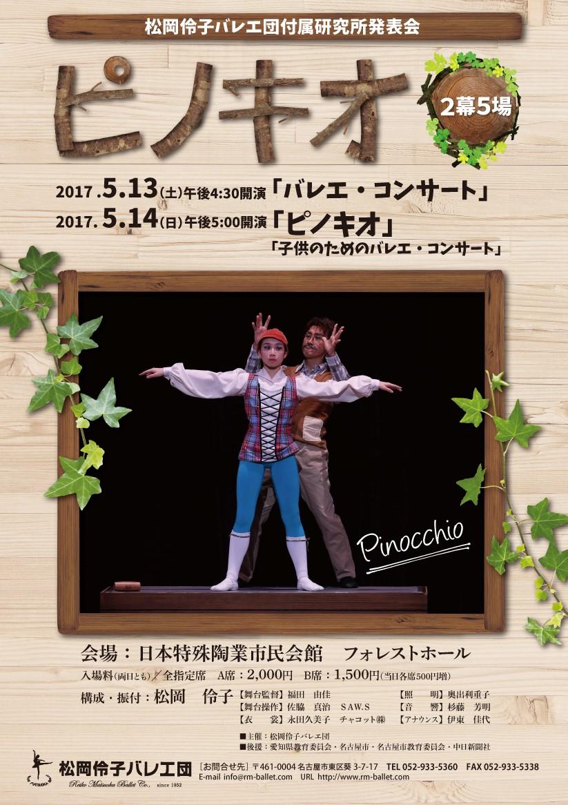 ピノキオ 二幕五場